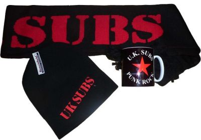 U.K. Subs winter warmer special offer - click to enlarge