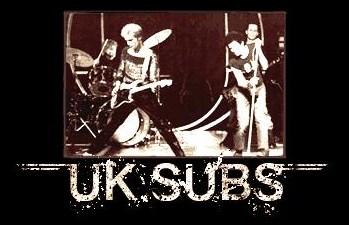 New Red Archives U.K. Subs website
