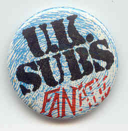 Fan Club badge