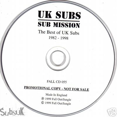 Submission promo copy