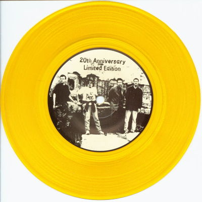 Yellow vinyl A-Side