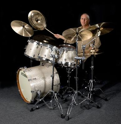 Pete Davies Drum Tuition - click image to enlarge