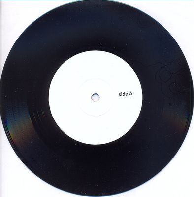 Test pressing a-side