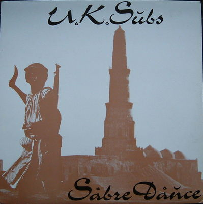 Sabre Dance front cover (US)