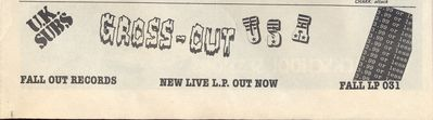 Gross-Out USA press ad