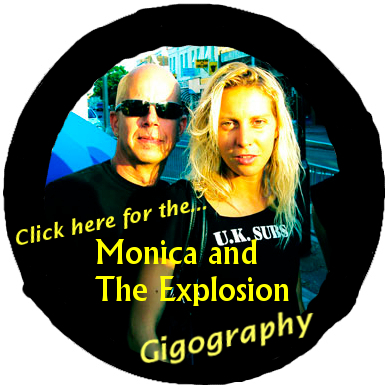 Click here to go to the Monica and The Explosion Gigography page
