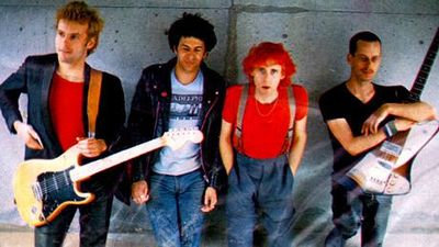 UK Subs 1980: Garratt, Harper, Davies & Slack
