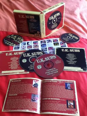 The ultimate BEAUTIFUL U.K. Subs CD - click to enlarge image