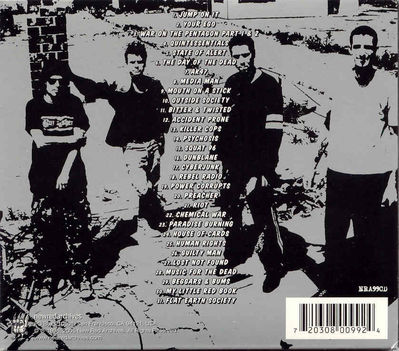 NRA99CD back cover