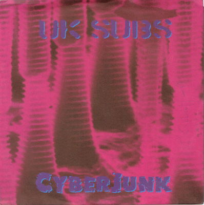 Cyberjunk front cover