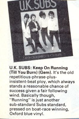 Keep on Running review?