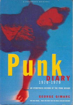 Punk Diary front cover