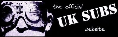 Official U.K.   Subs website - click here to visit