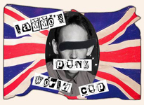 Lammo's   Punk World Cup Logo